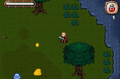 Anguna: Warriors of Virtue - Screenshot - Gameplay