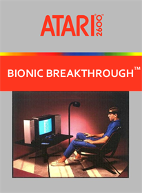 Bionic Breakthrough - Box - Front