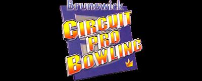Brunswick Circuit Pro Bowling - Clear Logo