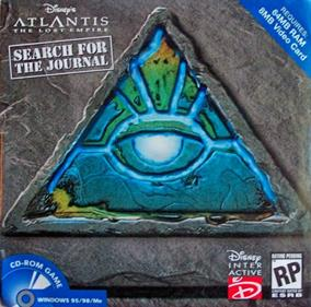 Atlantis: Search for the Journal