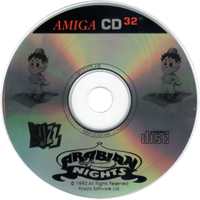 Arabian Nights - Disc