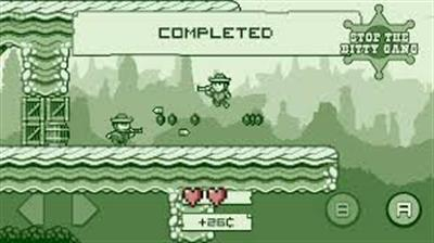 2-bit Cowboy - Screenshot - Gameplay