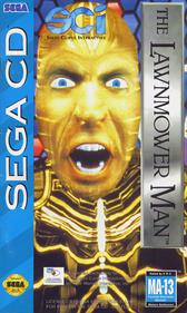 The Lawnmower Man - Box - Front