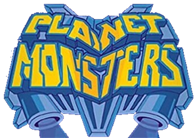 Planet Monsters - Clear Logo