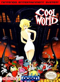 Cool World - Box - Front