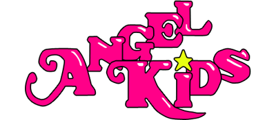 Angel Kids - Clear Logo