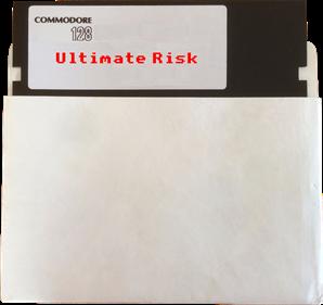 Ultimate Risk - Fanart - Disc