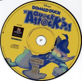 Disney's Donald Duck: Goin' Quackers - Disc