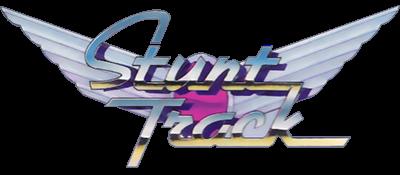 Stunt Track Racer - Clear Logo