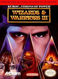 Wizards & Warriors III: Kuros ...Visions of Power