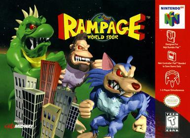 Rampage: World Tour