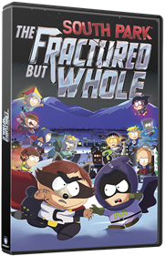 South Park: The Fractured But Whole - Box - 3D