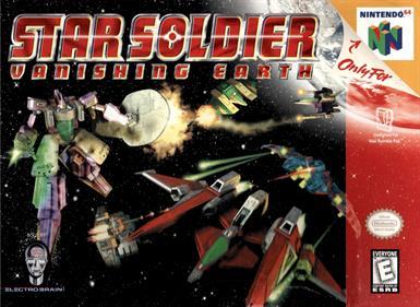 Star Soldier: Vanishing Earth