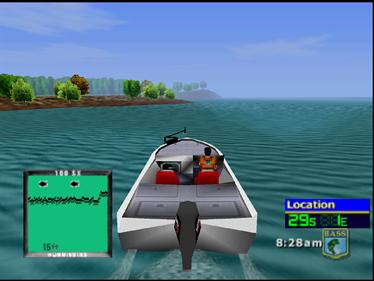 Bassmasters 2000 - Screenshot - Gameplay