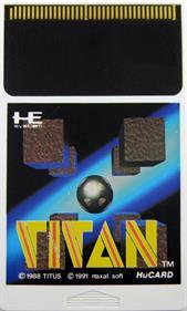 Titan - Cart - Front