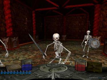 Stonekeep: Bones of the Ancestors - Screenshot - Gameplay