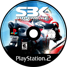 SBK Superbike World Championship - Fanart - Disc