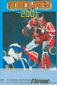 Robo Wres 2001