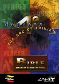4 Degrees: The Arc of Trivia: Bible Edition