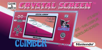 Climber (Crystal Screen)