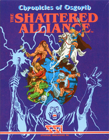 Chronicles of Osgorth: The Shattered Alliance