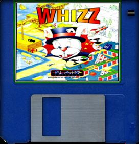 Whizz - Fanart - Disc