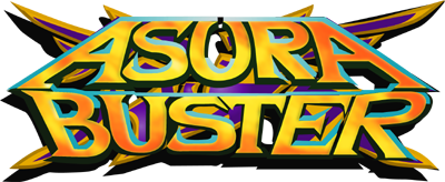 Asura Buster: Eternal Warriors - Clear Logo