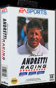 Mario Andretti Racing - Box - 3D