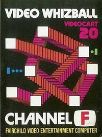 Videocart-20: Video Whizball