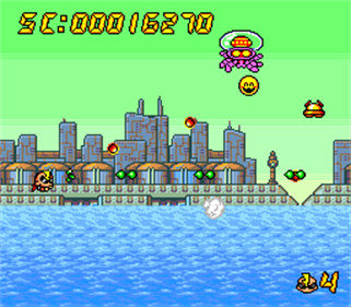 Air Zonk - Screenshot - Gameplay