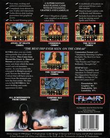 Elvira II - Box - Back