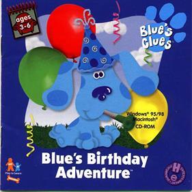 Blue's Birthday Adventure