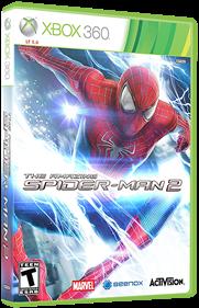 The Amazing Spider-Man 2 - Box - 3D