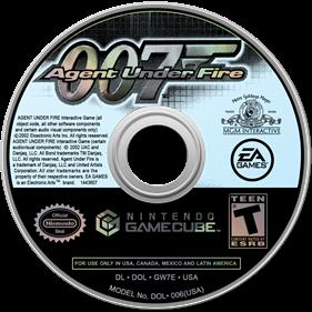 007: Agent Under Fire - Disc