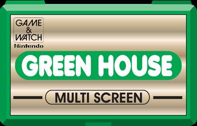 Green House - Fanart - Cart - Front
