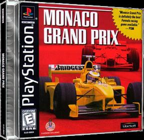 Monaco Grand Prix - Box - 3D