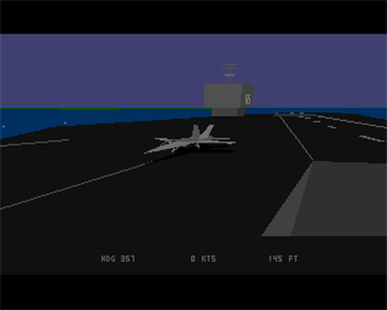 F/A-18 Interceptor - Screenshot - Gameplay