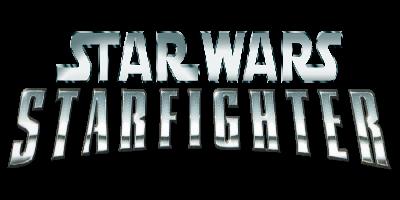 Star Wars: Starfighter - Clear Logo