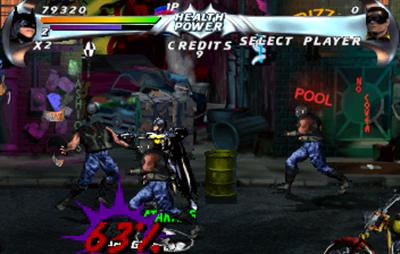 Batman Forever - Screenshot - Gameplay
