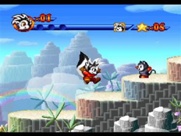 Punky Skunk - Screenshot - Gameplay