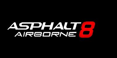 Asphalt 8: Airborne - Clear Logo