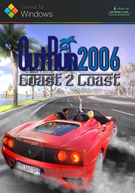 OutRun 2006: Coast 2 Coast - Fanart - Box - Front