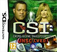 CSI: Unsolved!