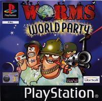 Worms World Party - Box - Front