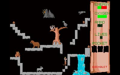 Abmis the Lion - Screenshot - Gameplay