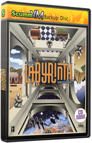The Labyrinth of Time - Box - 3D