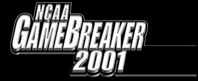 NCAA GameBreaker 2001 - Clear Logo