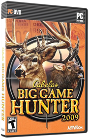 Cabela's Big Game Hunter: Pro Hunts - Box - 3D