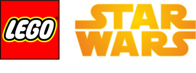 LEGO Star Wars: The Video Game - Clear Logo