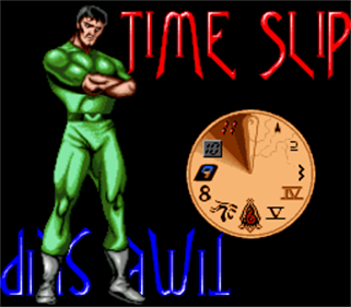 Time Slip - Screenshot - Game Title